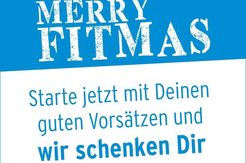 Weihnachtsanzeige